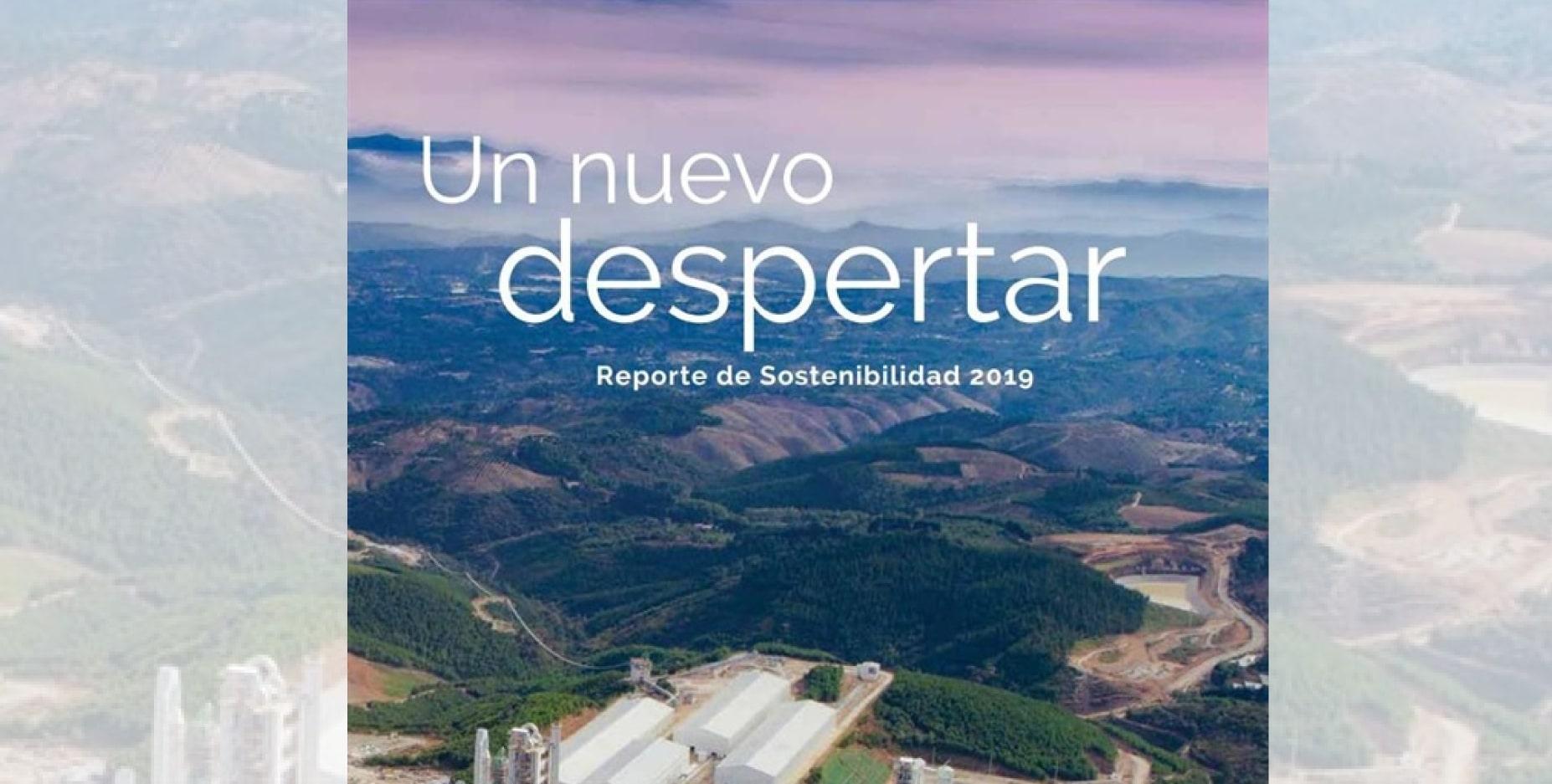 Informe de sostenibilidad 2019: Un nuevo despertar en Progreso