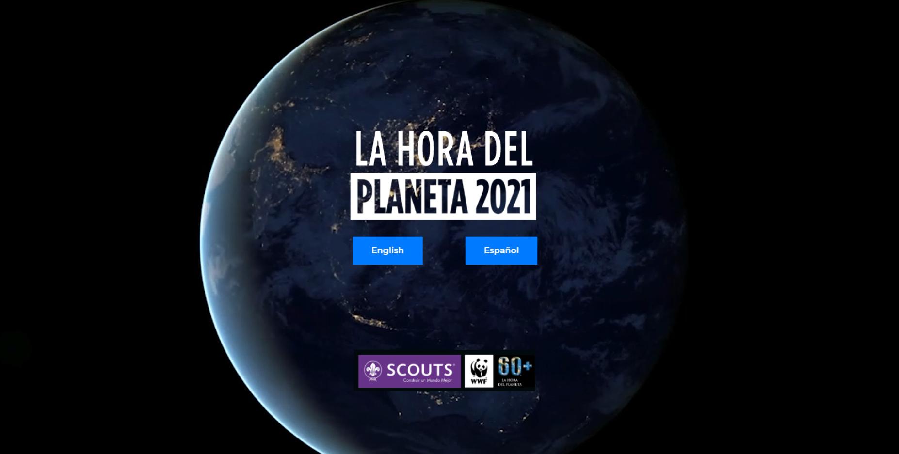 Este año, por la pandemia el WWF Guatemala / Mesoamérica realizará el evento de la Hora del Planeta de forma digital