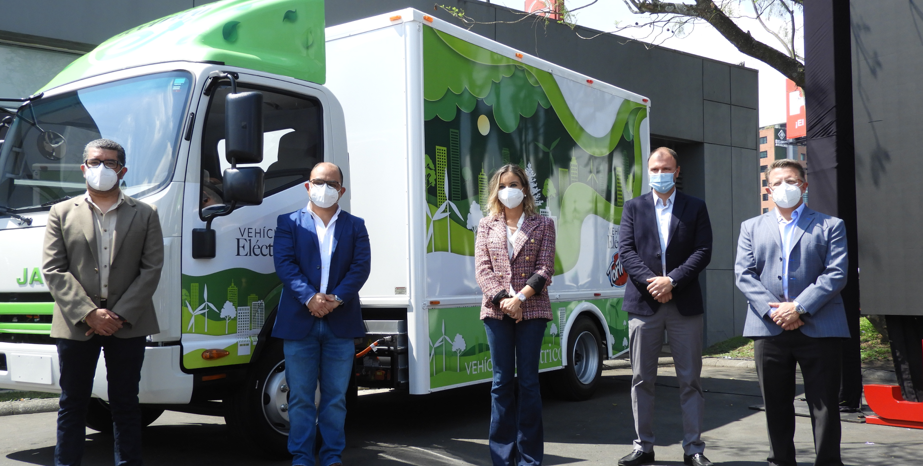 PepsiCo y JAC Motors se unen para el cuidado del medio ambiente en Guatemala