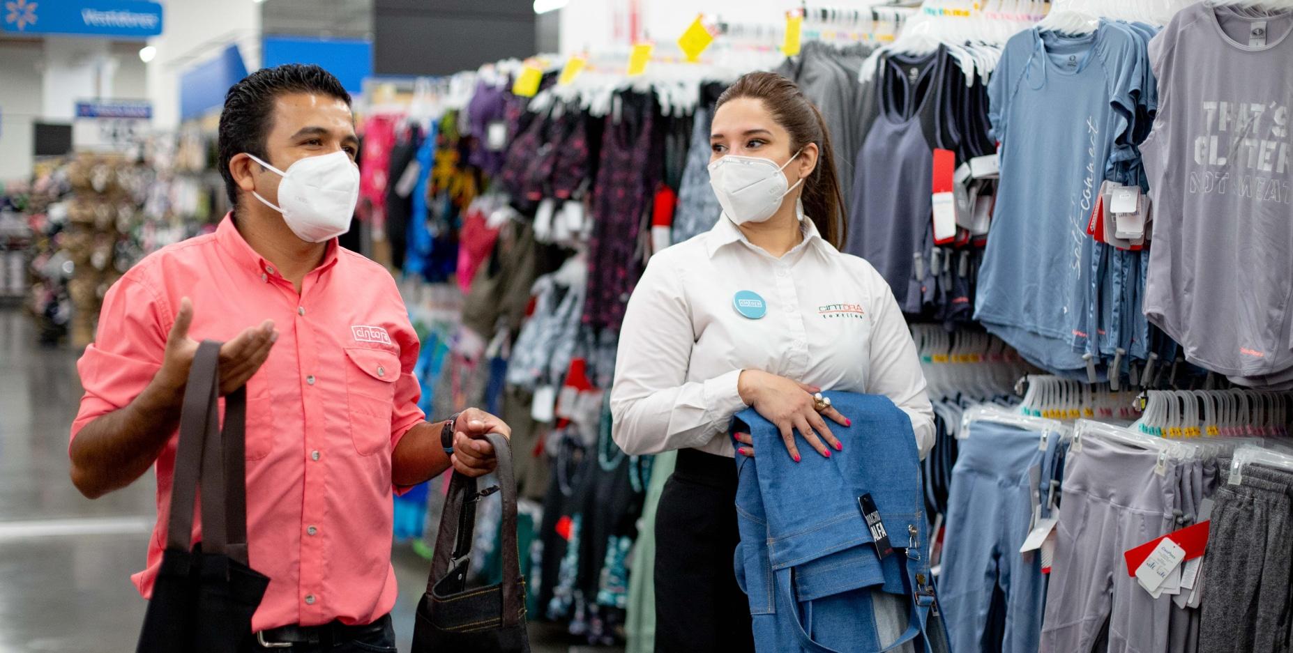 Cintora Textiles: la PyME que durante la pandemia generó empleos