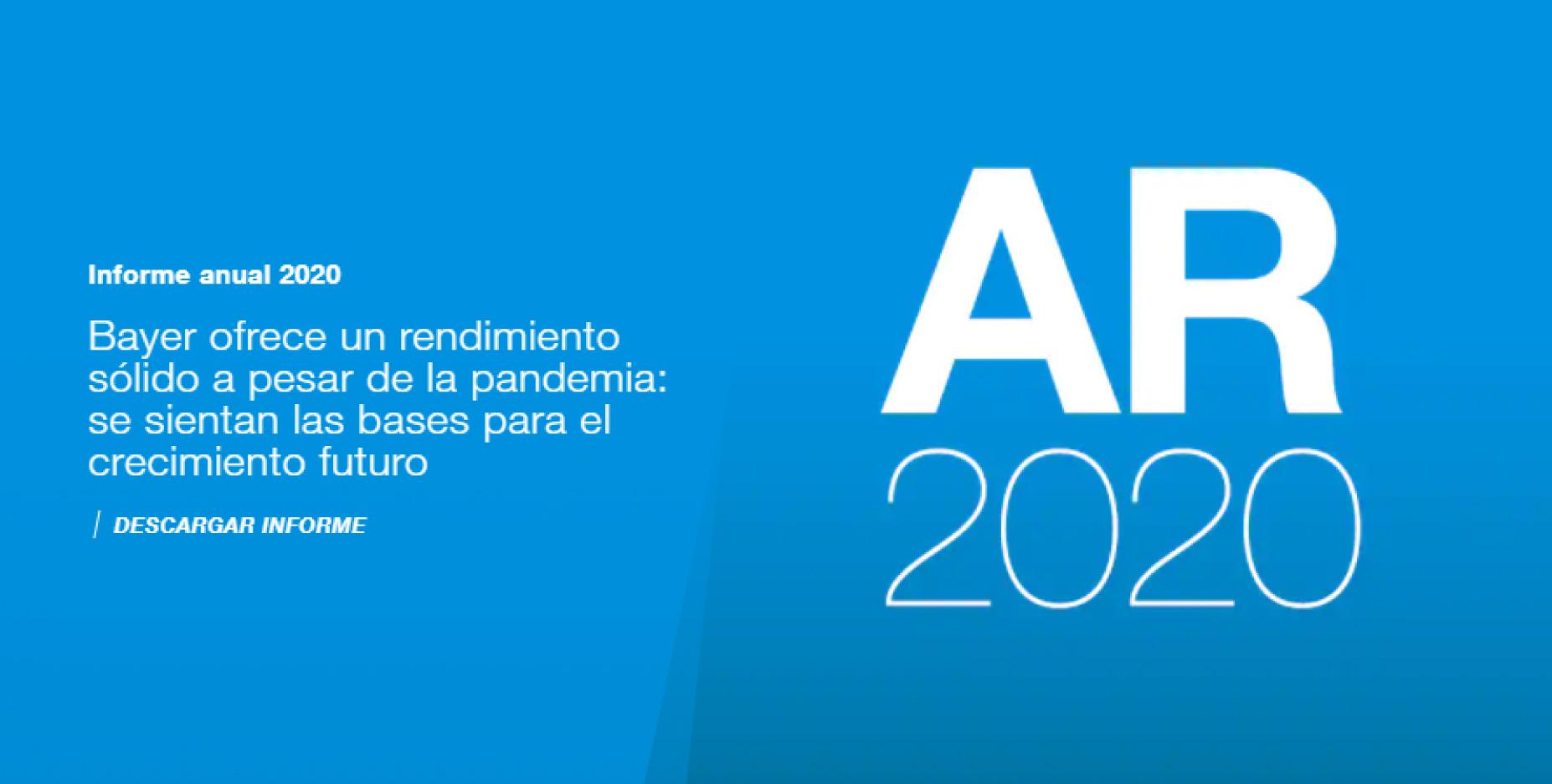 Informe anual – Bayer Guatemala
