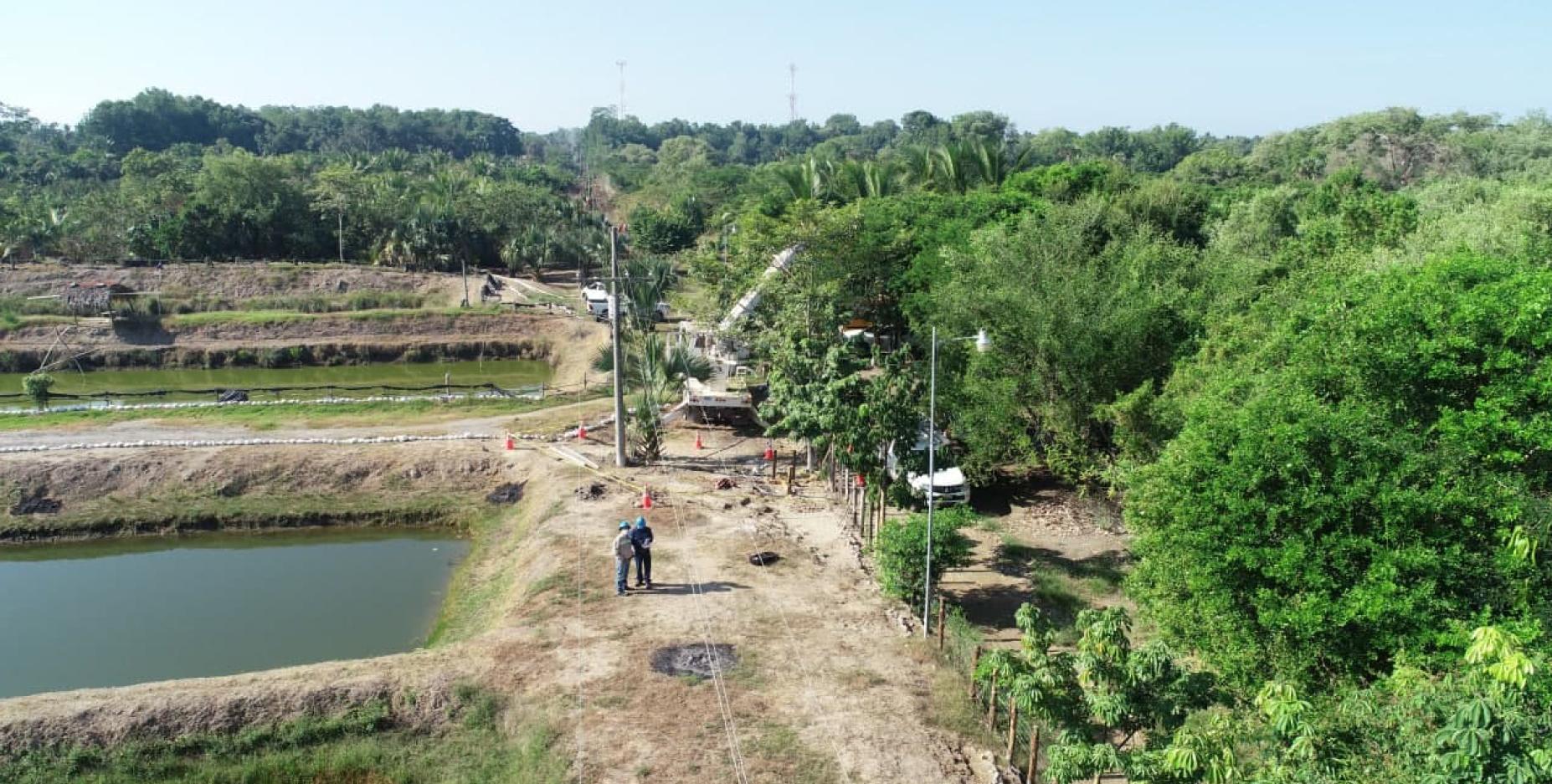 ENERGUATE garantiza servicio eléctrico y cuida el medio ambiente