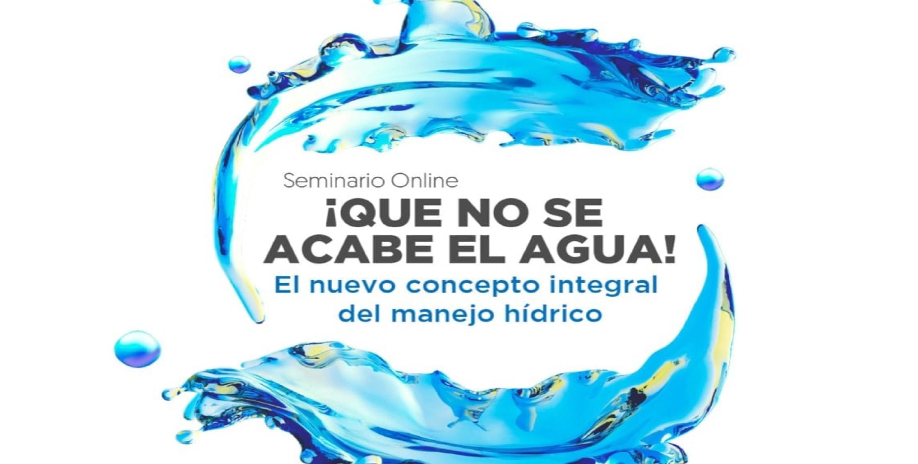 Una propuesta para el manejo integral del agua