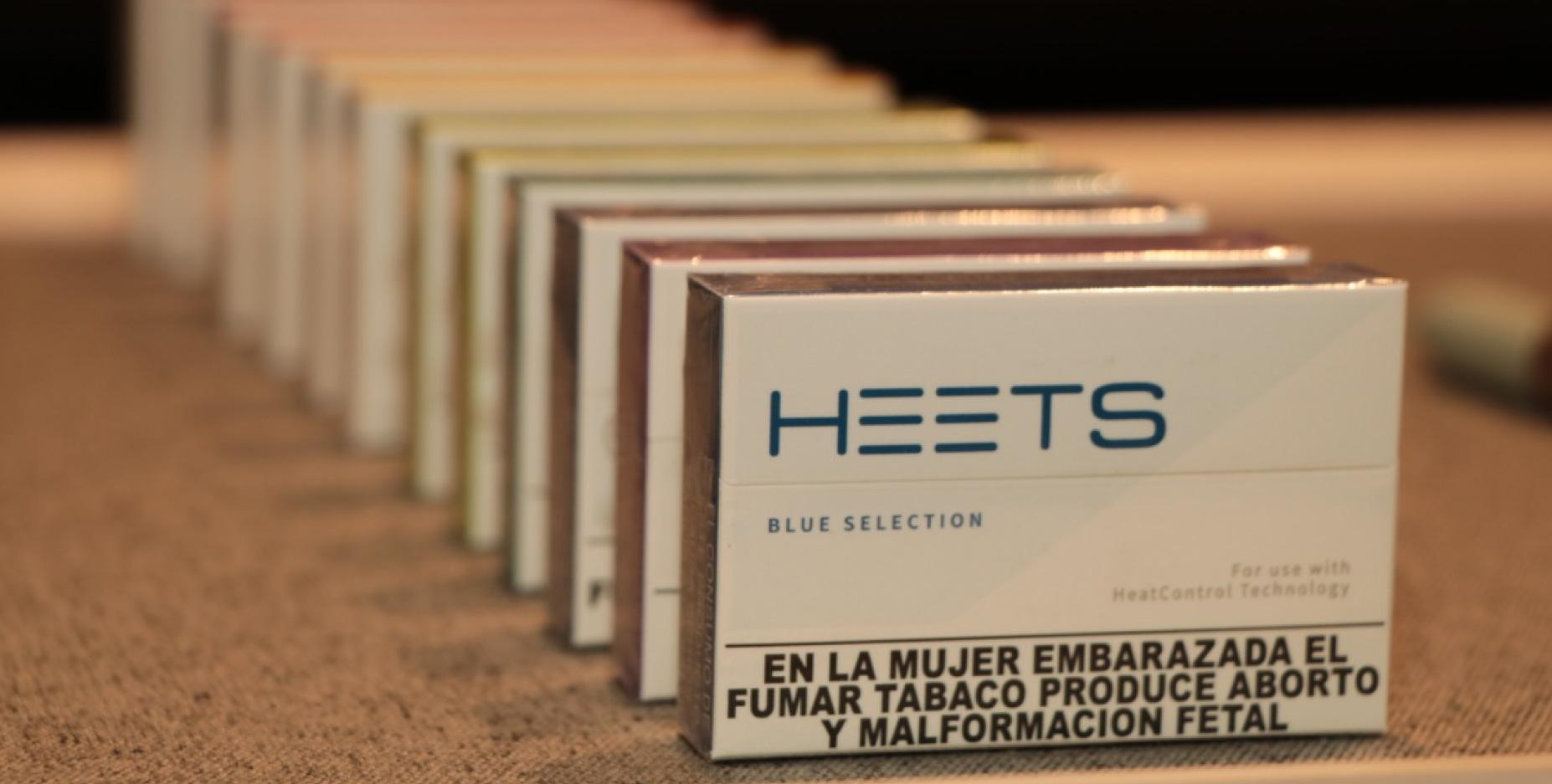 Programa Recicla HEETS ha recolectado más de 75 mil unidades de HEETS usados para su disposición responsable