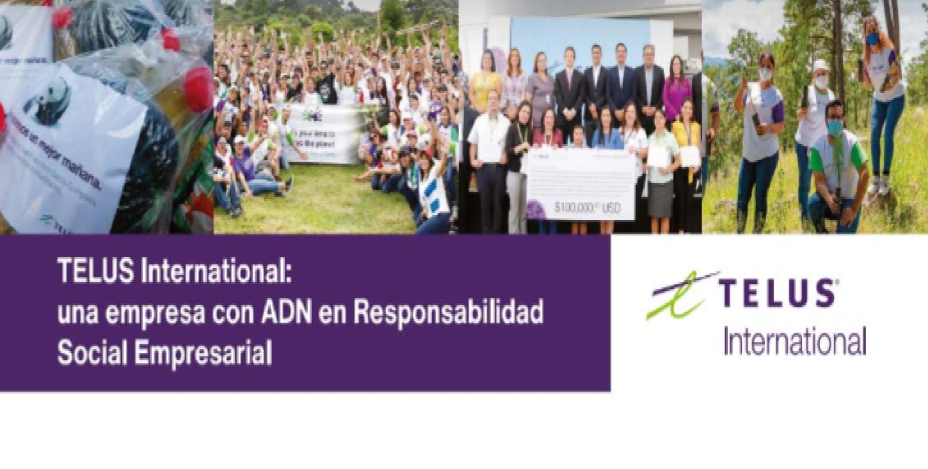 TELUS International es reconocido por Forbes Centroamérica