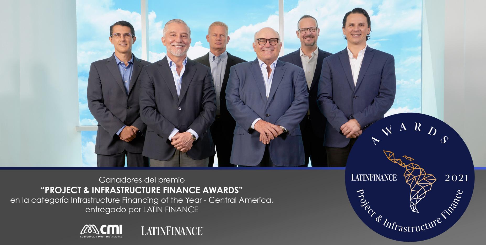 Corporación Multi Inversiones Recibe Reconocido Premio por la Colocación de US$ 700 Millones en Bonos Verdes